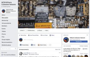 Militaria Collectors Network